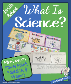 What Is Science? First Lesson of the Year!