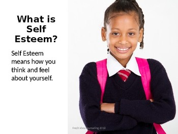 What Is Self esteem? Feeling Good about yourself