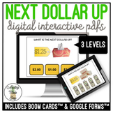 What Is The Next Dollar Up? Digital Interactive Activities