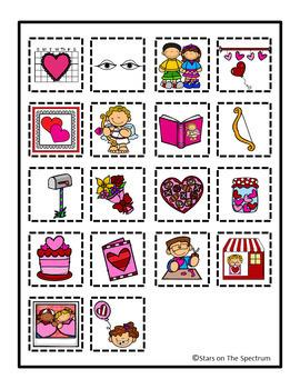 Socials Skills Valentines Day
