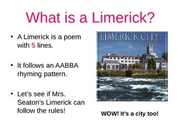 What Is a Limerick?