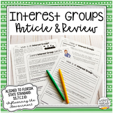 What Is an Interest Group? Article & Review   Voting & Elections for Civics