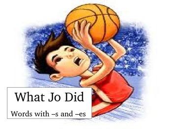 What Jo Did: Spelling PowerPoint