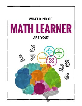 What Kind of Math Learner Are You?