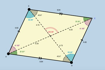 What Kind of Quadrilateral is This? (Part 1 of 4)