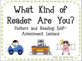 What Kind of Reader Are You?  Reading Self-Assessment Lessons and Posters