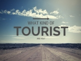What Kind of Tourist Are You? - A2/B1