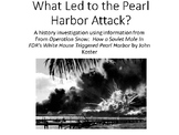 What Led to the Pearl Harbor Attack?