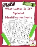 Alphabet Recognition: What Letter Is It (Spanish)