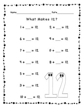 What Makes 10, 11, or 12?