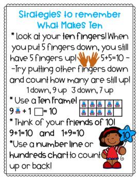 What Makes 10_Teaching Materials_ Math Fact Fluency