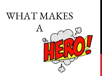 What Makes A Hero: How to Stop Bullying