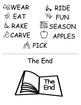 What Makes Fall Fun? Early Reader, Guided Reading, Fall