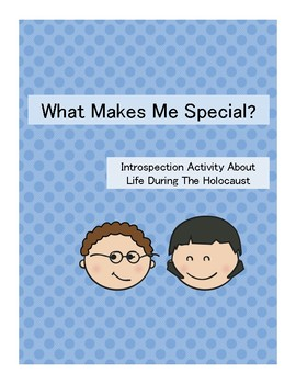 What Makes Me Special? Understanding the Feelings of Holocaust Victims