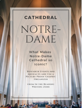 What Makes Notre-Dame Cathedral so Iconic?: Research and Picture Proof