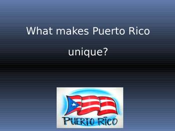 What Makes Puerto Rico Unique?