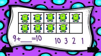 What Makes Ten  (Interactive Powerpoint!!) Always $1.00!!
