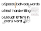 What Makes Writing Easy to Read Poster