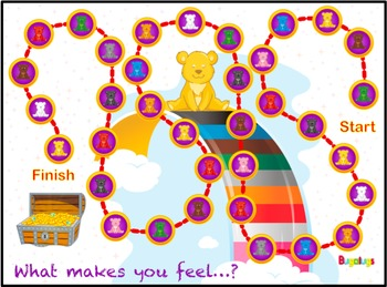 What Makes You Feel...? Emotion Learning Board Game