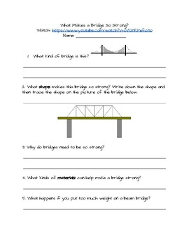 What Makes a Bridge so Strong?