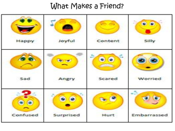 What Makes a Friend
