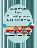 What Makes a Good Citizen? Bundle