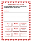 What Makes a Great Friend Rhythm Activity