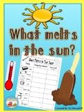 What Melts In The Sun -Next Generation Science K-PS1-1, K-