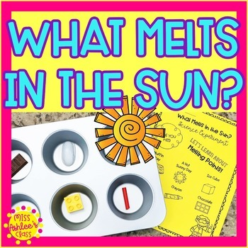 What Melts in the Sun? | Summer Science Experiment