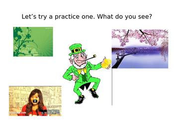 What Month Is It? PPT Game