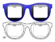 What My Sunglasses Saw This Summer - A back to school activity!