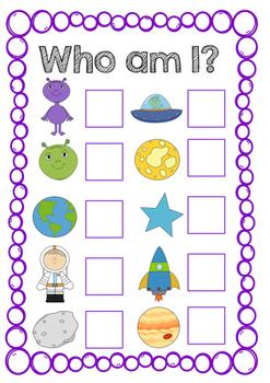 What Number Am I? Maths Center