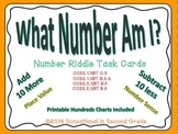 What Number Am I? (Number Riddle Task Cards)