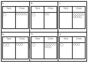 What Number Am I? (Place Value Chart)