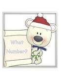 What Number Am I? ~ Winter