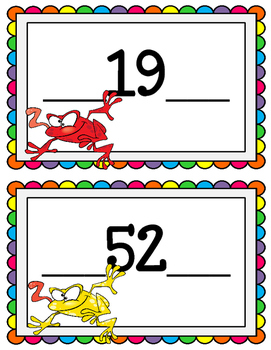 What Number Becomes Before and After a Number. Ordering Numbers.