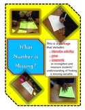 What Number Is Missing? Identifying Missing Variable Activ