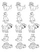 What Pet Should I Get? Interactive Slider