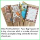 What Pet Should I Get? Paper Bag Puppets #2