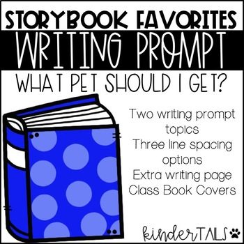 What Pet Would You Get? Writing Prompt