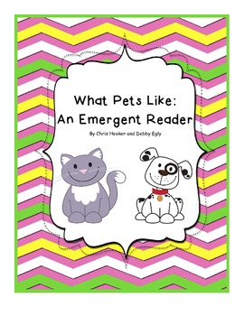 What Pets Like: An Emergent Reader