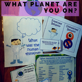 What Planet Are You On? Social Skills Pack