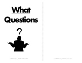 What-Question Flipbook