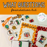 What Question - Foundations Kit (includes Boom Cards™ Deck)