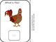 What Questions Interactive Book: Farm Animals, Special Education, Autism, Speech