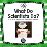 Scientific Method and Scientists Booklets, Experiments, an