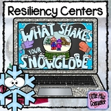 What Shakes Your Snow Globe?  Bounce Back with Resiliency