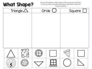 What Shape? 2D and 3D Shapes - Australian Curriculum