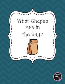 What Shapes Are in the Bag?