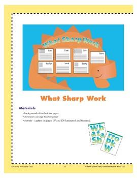 What Sharp Work (Bulletin Board)